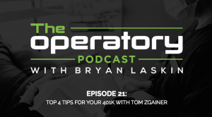 The Operatory Podcast Episode 21