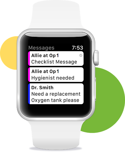 OperaDDS Chat Intra Office Messaging System