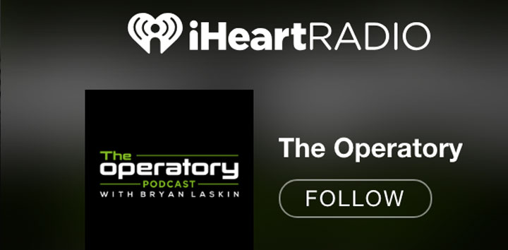 Follow The Operatory on iHeart Radio
